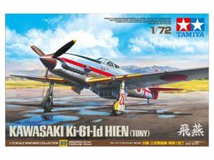 1:72 Tamiya: Kawasaki Ki-61-Id HIEN (TONY) (60789)