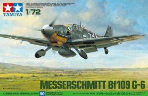 1:72 Tamiya: Messerschmitt Bf 109 G-6 (60790)