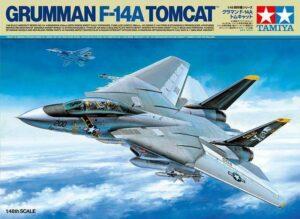 1:48 Tamiya: Grumman F-14A Tomcat (61114)