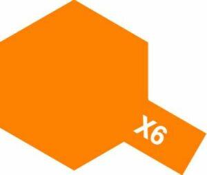 Acrylic X-6 Orange (23ml)