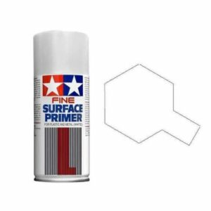 Tamiya Fine Surface Primer White 180ml (87044)