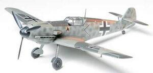 1:48 Tamiya: Messerschmitt Bf109 E-3 (61050)