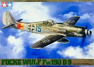 1:48 Tamiya: FOCKE WULF FW190-D9 (61041)