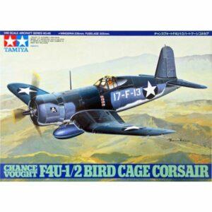 1:48 Tamiya: Chance Vought F4U-1/2 Bird Cage Corsair (61046)