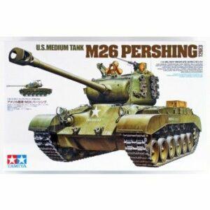 1:35 Tamiya: M26 Pershing (T26E3) (35254)