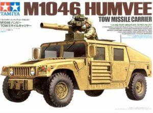 1:35 Tamiya: M1046 HUMVEE TOW Missile Carrier