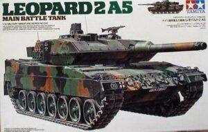 1:35 Tamiya: Leopard 2 A5 Main Battle Tank (35242)