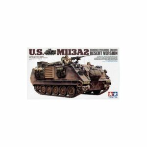 1:35 Tamiya: US M113A2 Personnel Carrier Desert (35265)