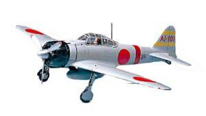 1:48 Tamiya: A6M2 Zero Typ 21 (61016)