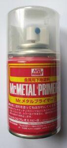 Mr. Metal Primer Transparente 100ml B-504