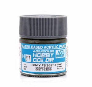 H-317 Gris FS36231 Mate Gunze – Hobby Color