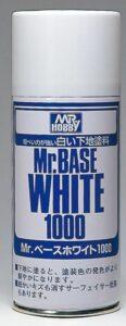 Mr.Base White 1000 Blanco 180ml B-518