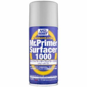 Mr.Hobby B-524 Mr.Primer Surfacer 1000 Spray – 170ml