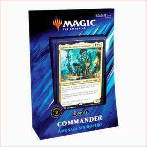 Magic The Gathering: Commander 2019: Amenaza Sin Rostro