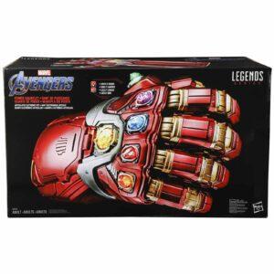 Hasbro Marvel Legends – Guantelete De Poder Electrónico