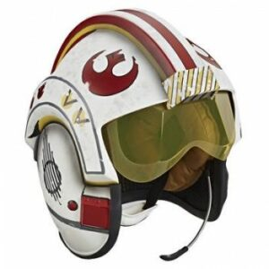 Star Wars Black Series: Luke Skywalker Casco Simulación