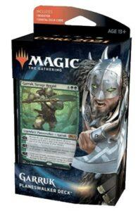 Magic The Gathering: M21 Planeswalker Deck – Garruk (ES)