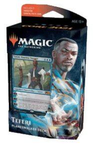 Magic The Gathering: M21 Planeswalker Deck – Teferi (ES)