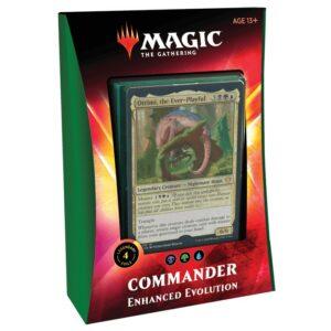 MTG: Ikoria Lair Behemoths Commander Evolución Mejorada (ES)