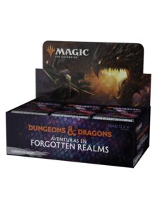 MTG Forgotten Realms: Caja Sobres Draft (ES)