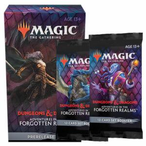 MTG Forgotten Realms: Pack Presentación