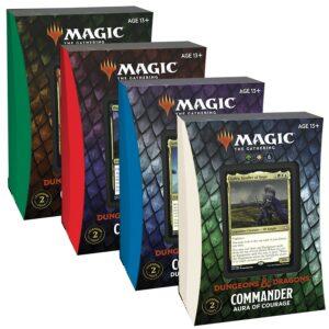 MTG Forgotten Realms: Commander Deck