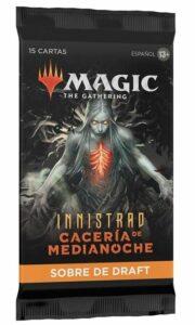 MTG: Innistrad Midnight Hunt Draft Booster (Español)