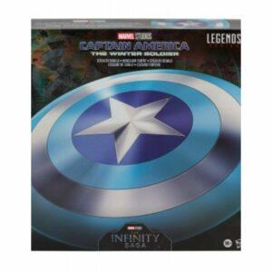 Marvel Legends Series: Replica De Escudo Winter Soldier