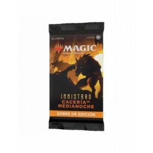MTG: Innistrad Midnight Hunt Set Booster (Español)