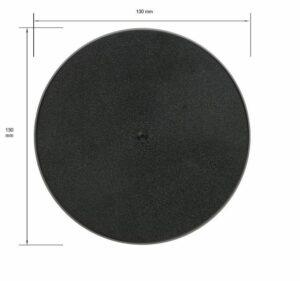 Citadel: Peana Redonda De 130mm
