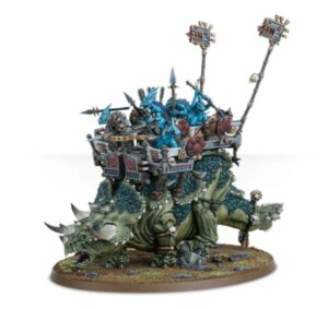 Warhammer: Seraphon –  Stegadon