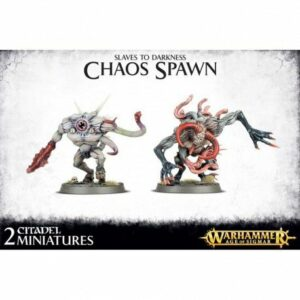 Slaves To Darkness: Chaos Spawn (83-10)