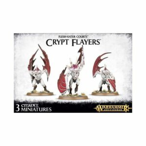 Flesh-Eater Courts: Crypt Flayers (91-13)