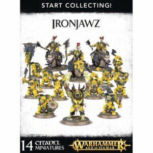 Start Collecting: Ironjawz (70-89)
