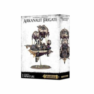 Kharadron Overlords: Arknaut Frigate (84-39)
