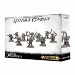 Kharadron Overlords: Arkanaut Company (84-35)