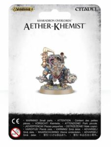 Kharadron Overlords: Aether-Khemist (84-33)