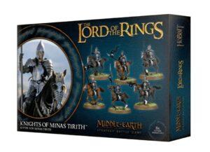 Middle Earth: Caballeros De Minas Tirith (30-20)