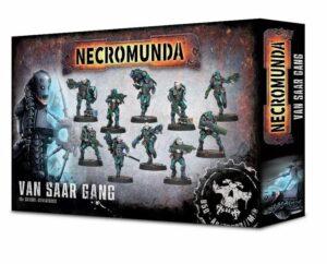 Necromunda: Banda Van Saar (300-29)