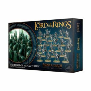 Middle Earth Strategy B G: Warriors Of Minas Tirith (30-21)