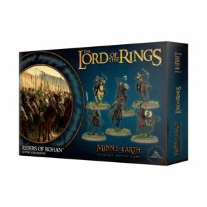 Middle Earth Strategy Battle Game: Riders Of Rohan (30-35)