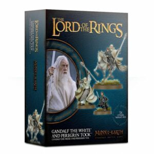 Middle Earth: Gandalf The White & Peregrin Took (30-40)