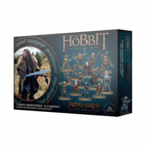 Middle Earth: Thorin Oakenshield & Company (30-42)