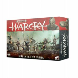 Warcry: The Splintered Fang (111-13)