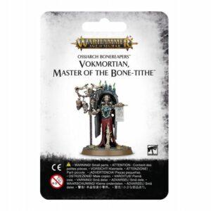 Ossiarch Bonereaper: Vokmortian Master Of The Bone (94-20)