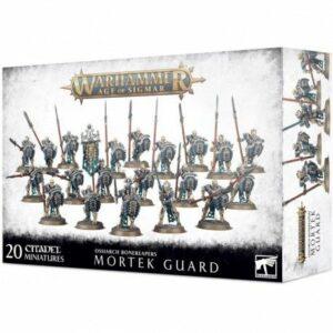 Ossiarch Bonereaper: Mortek Guard (94-25)