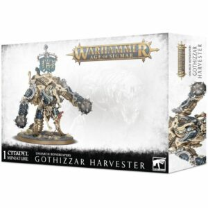 Ossiarch Bonereapers: Gothizzar Harvester (94-29)