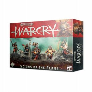 Warcry: Scions Of The Flame (111-27)