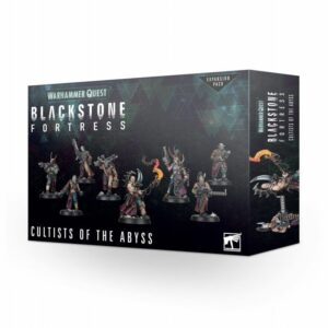 Blackstone Fortress: Cultists Of The Abyss (BF-07)