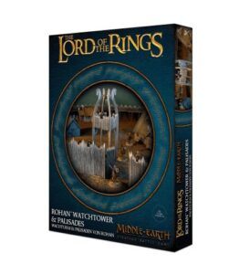 Middle Earth: Rohan Watchtower And Palisades (30-48)